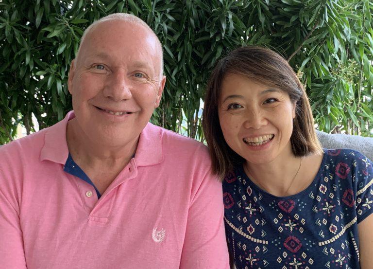 David Hoffmeister & Frances Xu