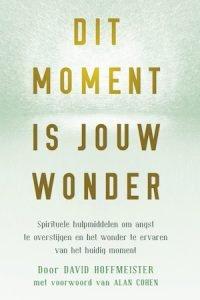 ECIW boek Dit moment is jouw wonder - door David Hoffmeister