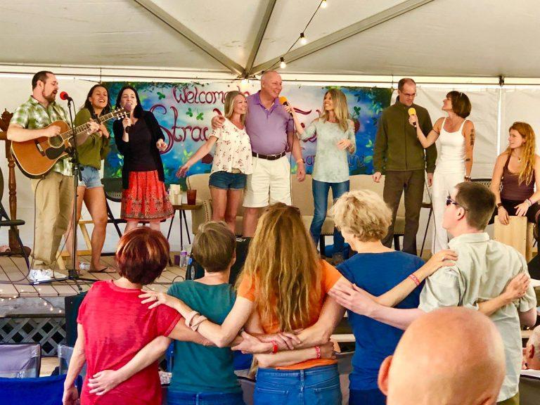Strawberry Field Enlightenment Retreat Utah (2018)